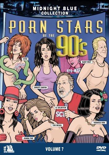 Midnight Blue: Volume 7: Porn Stars of the 90's