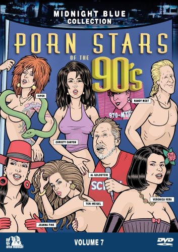 Midnight Blue: Volume 7: Porn Stars of the 90's