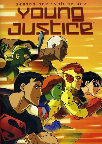 Young Justice: Season One: Volume 1