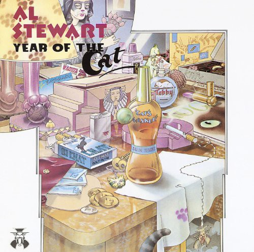 Al Stewart - Year Of The Cat (Uk)