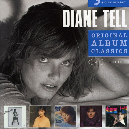 Diane Tell - Coffret 5 Cd Original Classics