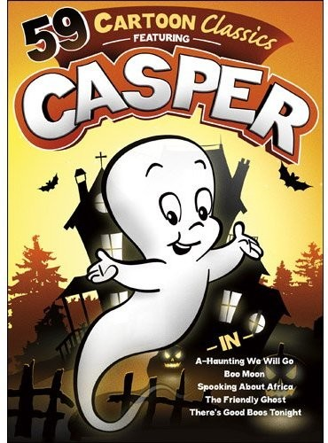 59 Cartoon Classics Featuring Casper