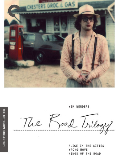 Wim Wenders: The Road Trilogy (Criterion Collection)
