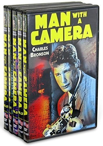 Man With a Camera -1-5: First 20 Episodes