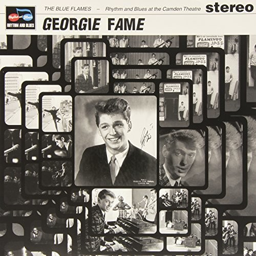 Georgie Fame - R&B From The Camden Theatre Rhythm and Blues