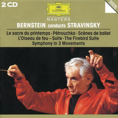 Bernstein Conducts Stravinsky