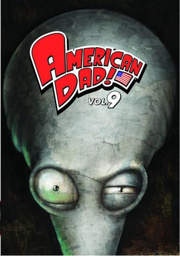 American Dad!: Volume 9