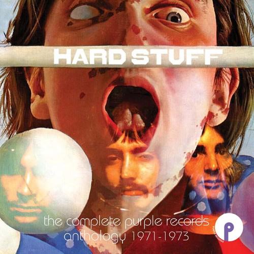 Hard Stuff - Complete Purple Records Anthology 1971-1973