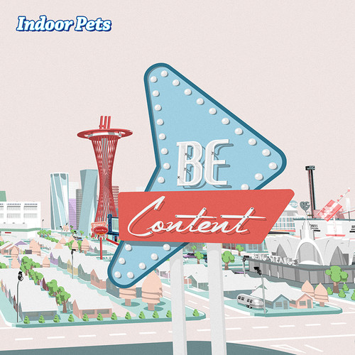 Indoor Pets - Be Content