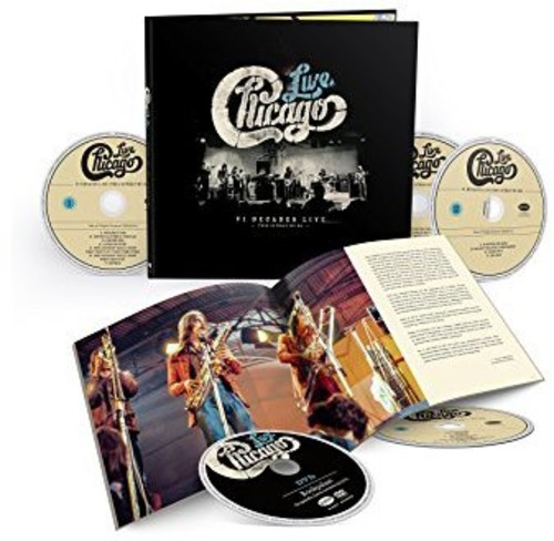 Chicago - Chicago: VI Decades Live [Box Set]