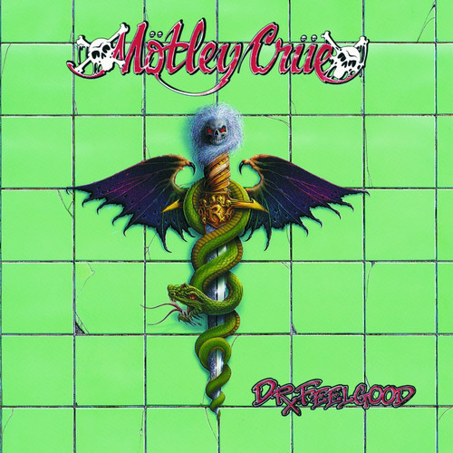 Motley Crue - Dr Feelgood [Reissue] [180 Gram]