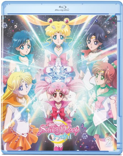Sailor Moon Crystal Set 2
