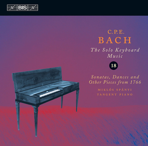 Complete Solo Keyboard Music 18: Sonatas Dances