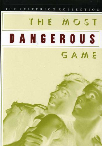 The Most Dangerous Game (Criterion Collection)