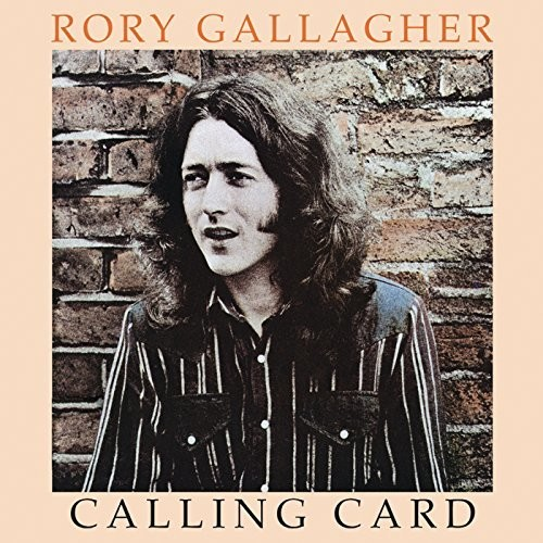 Rory Gallagher - Calling Card [Import LP]