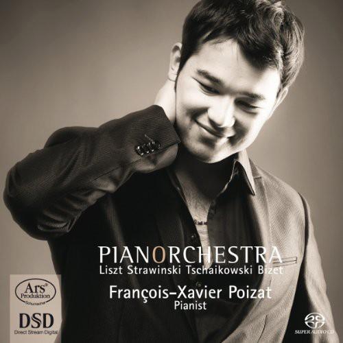 Pianorchestra: Liszt Stravinski Tchaikvosky Bizet