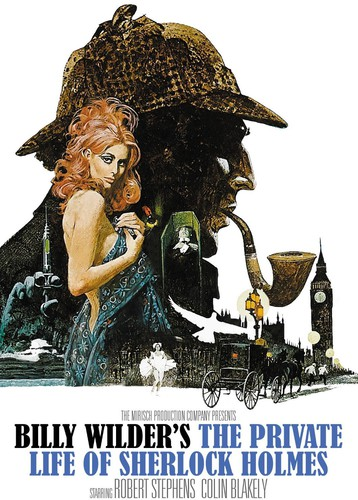 The Private Life of Sherlock Holmes [Movie] - The Private Life of Sherlock Holmes