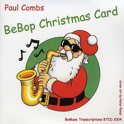 Bebop Christmas Card