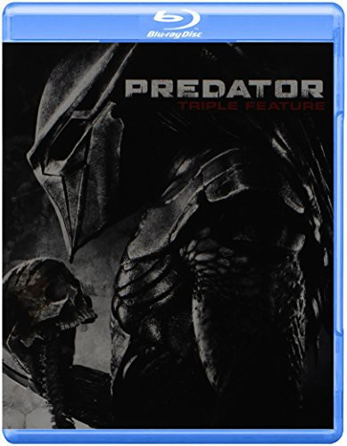 Predator Triple Feature - Predator: 3-movie Collection