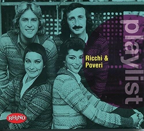 Ricchi E Poveri - Playlist: Ricchi & Poveri