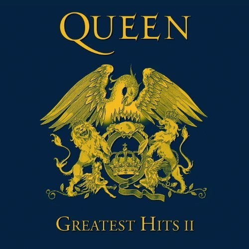 Queen - Greatest Hits II: Remastered [Import 2 LP]