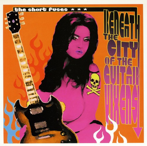 Beneath The City Of The Guitar Vixens/ Here Come The Warm Chicks