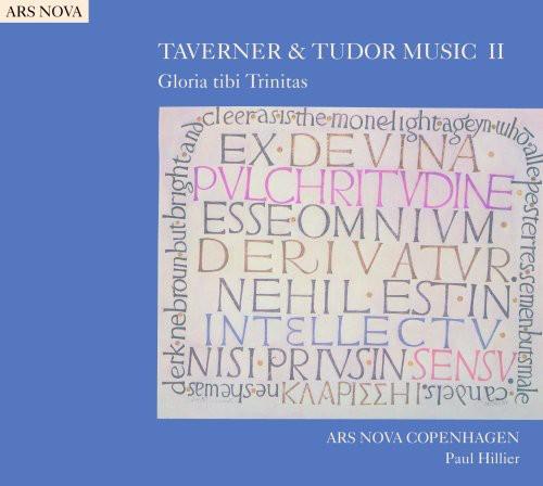 Taverner & Tudor Music 2