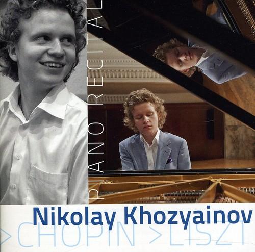 Khozyainov Piano Recital