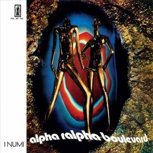 Alpha Ralpha Boulevard [Import]