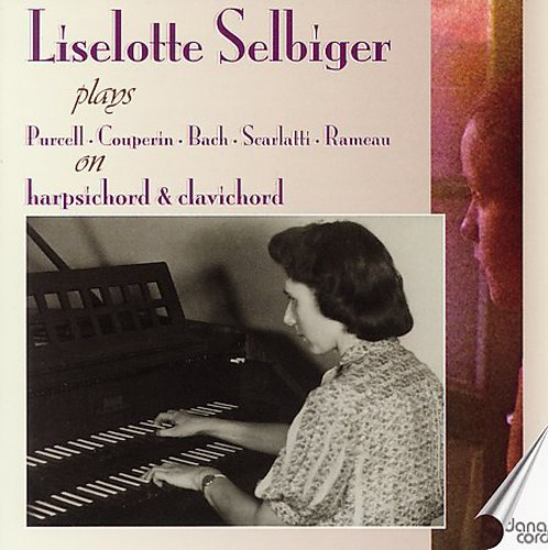 Liselotte Selbiger Plays Purcell on Harpsichord