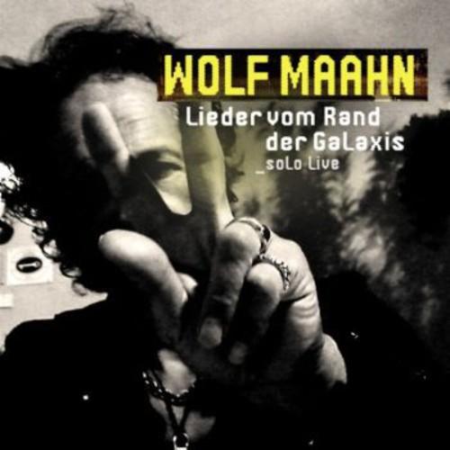 Lieder Vom Rand Der Galaxis: Solo Live [Import]