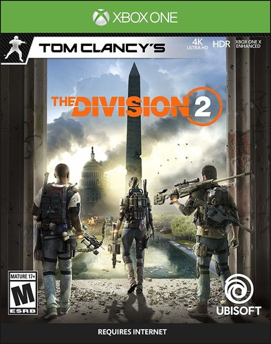Xb1 Tom Clancy's the Division 2 Limited Ed - Tom Clancy's The Division 2 for Xbox One