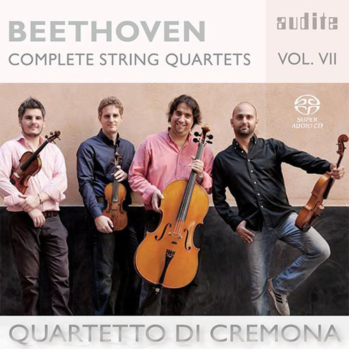 Complete String Quartets 7