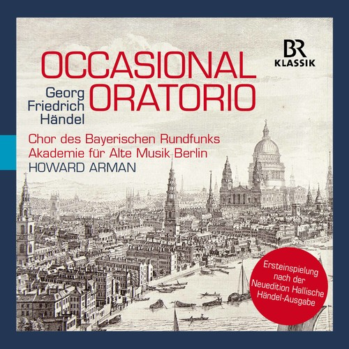 Handel: Occasional Oratorio