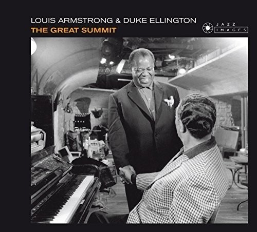 Louis Armstrong / Ellington,Duke - Great Summit (Blue) (Bonus Track) [Colored Vinyl] [Limited Edition]