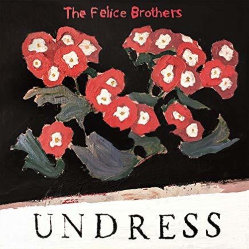 The Felice Brothers - Undress [Red Black Split LP]