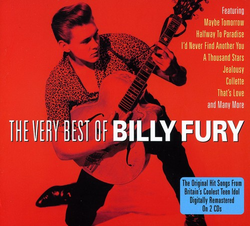 Billy Fury - Very Best Of [Import]