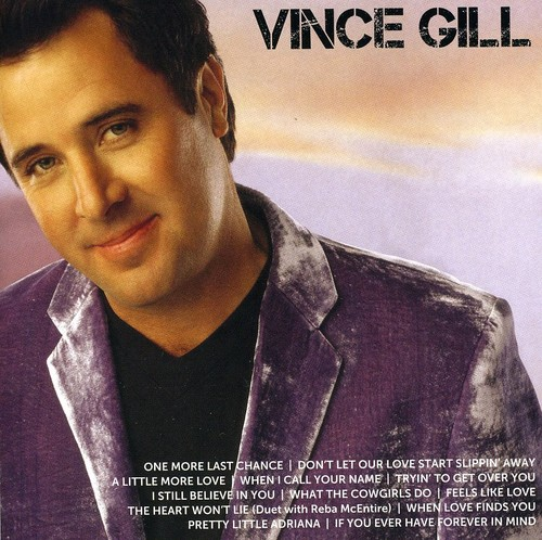 Vince Gill-Icon