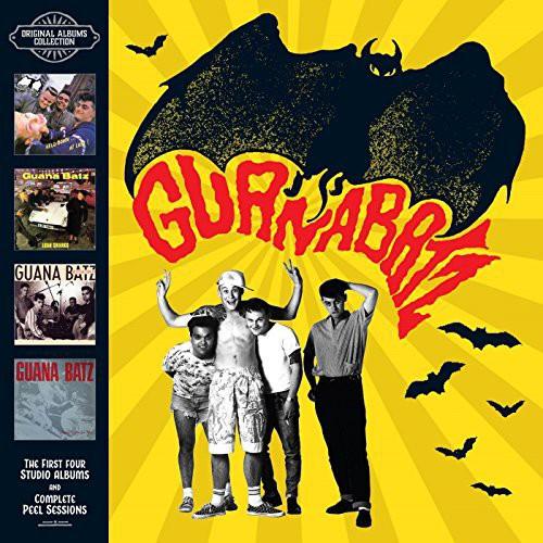 Guana Batz - Original Albums Plus Peel Sessions Collection