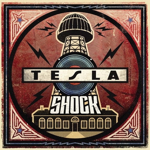 Tesla - Shock [LP]