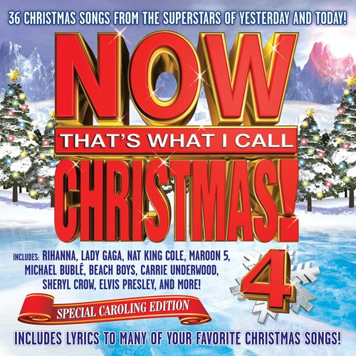 Now Christmas, Vol. 4: The Carol Edition