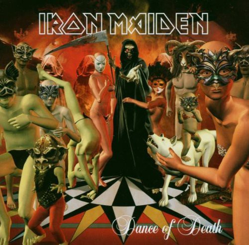 Iron Maiden - Dance Of Death (Arg)