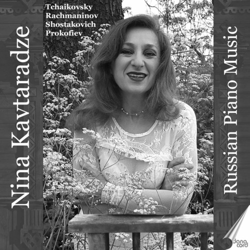 Russian Piano Music - Nina Kavtaradze