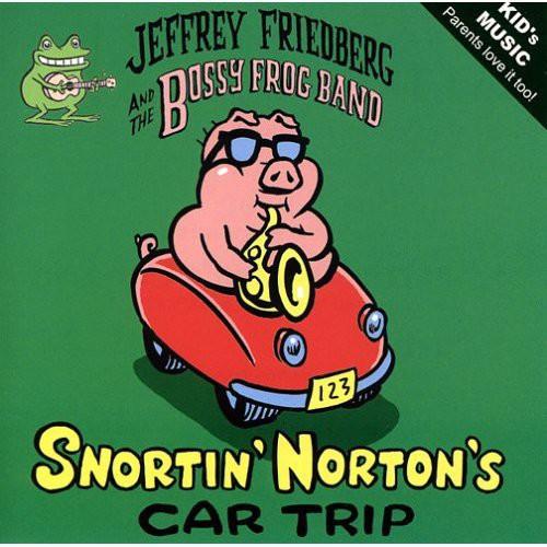 Snortin Nortons Car Trip
