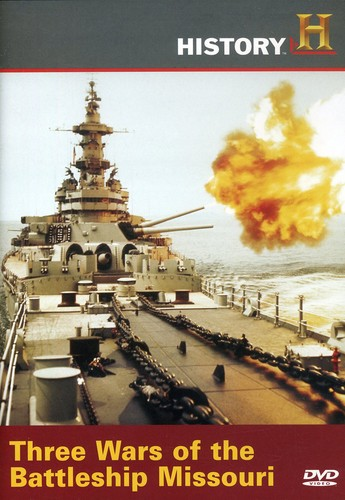Three Wars Of The Battleship Missouri - Three Wars Of The Battleship Missouri