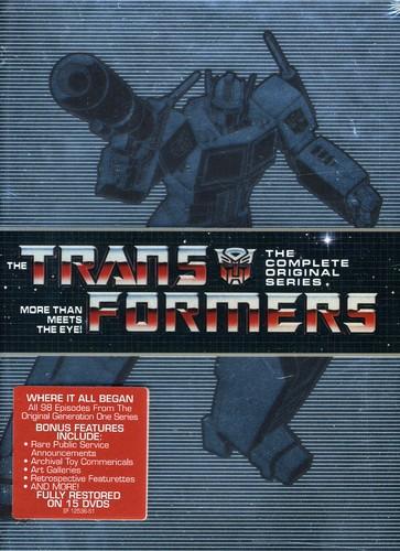 Transformers: More Than Meets Eye: Comp Series