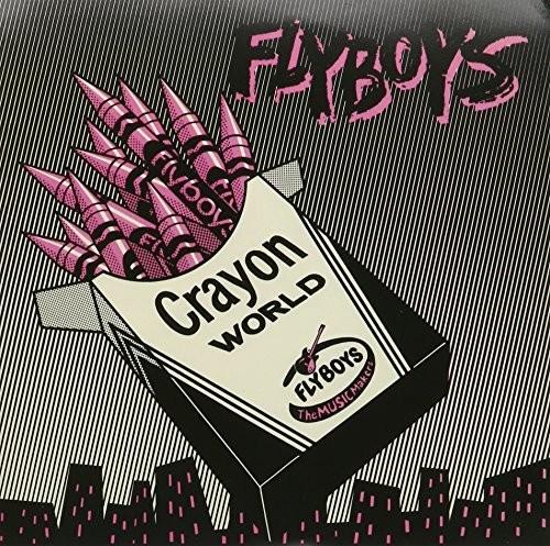 Crayon World /  Square City
