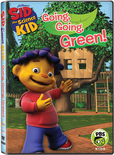 Sid The Science Kid: Going, Going, Green!