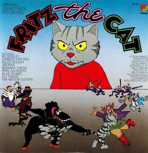 Fritz The Cat - Fritz the Cat (Original Soundtrack Recording)