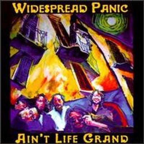 Widespread Panic - Ain't Life Grand [Limited Edition Purple & Yellow 2LP]